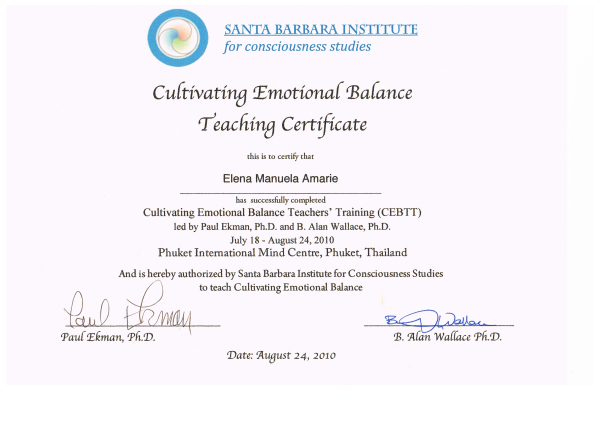 certif 1 – Mindful Brain